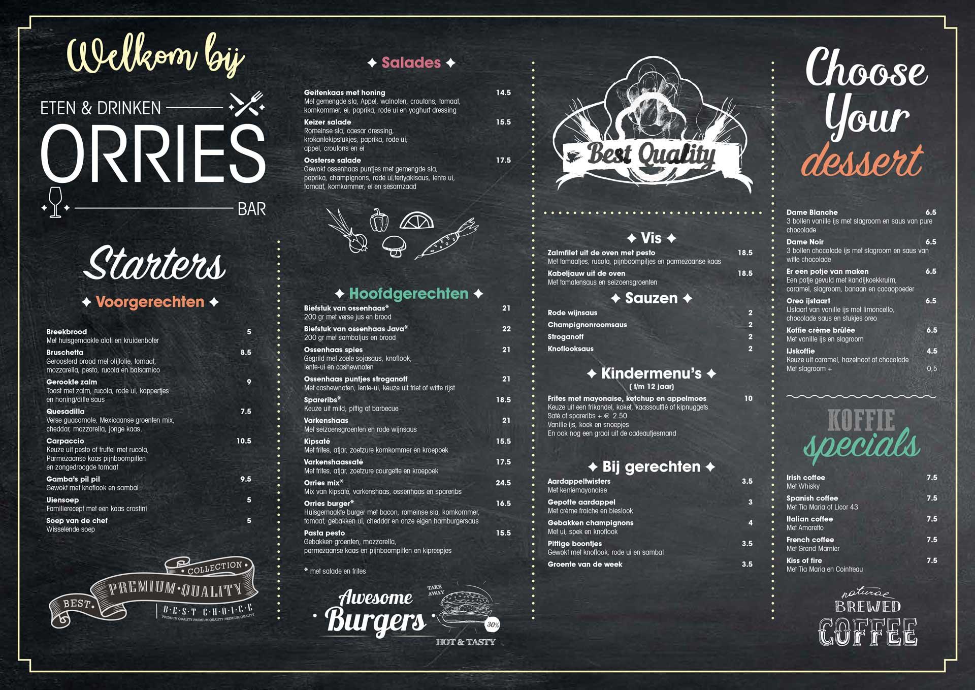 menukaart-orries